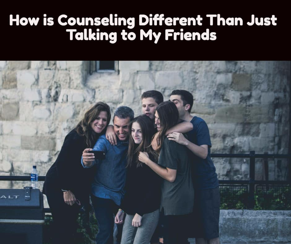 Is counseling different