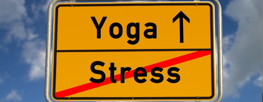 Alleviate Stess by Practicing Yoga